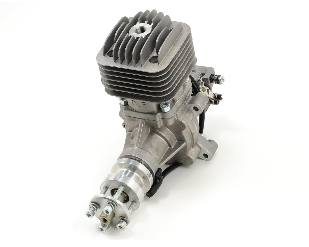 30cc V2 Rear Carburetor 2-Stroke Gas Engine by DLE Engines