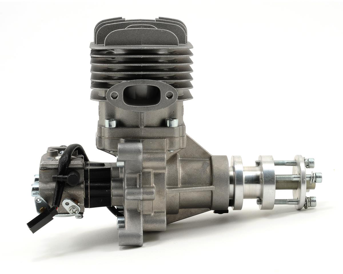 DLE Engines 30cc V2 Rear Carburetor 2-Stroke Gas Engine