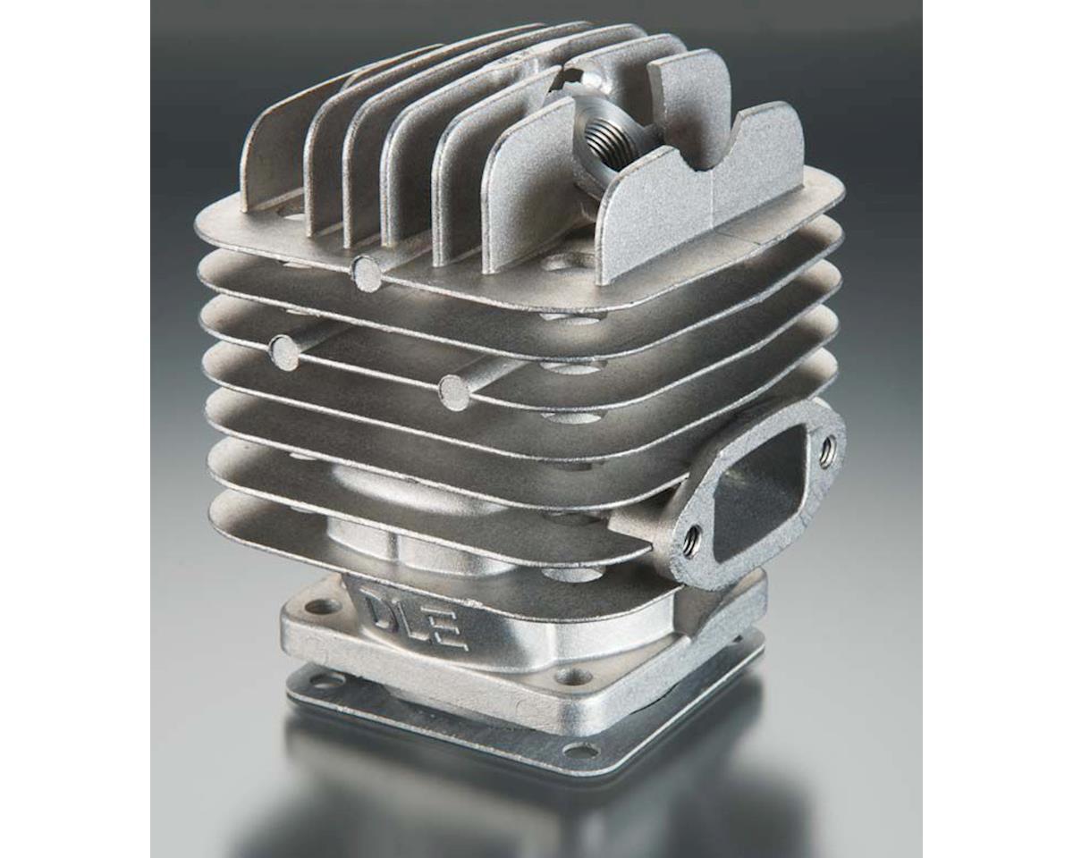 DLE Engines 111-FB25 Cylinder w/Gasket DLE111 V2-3