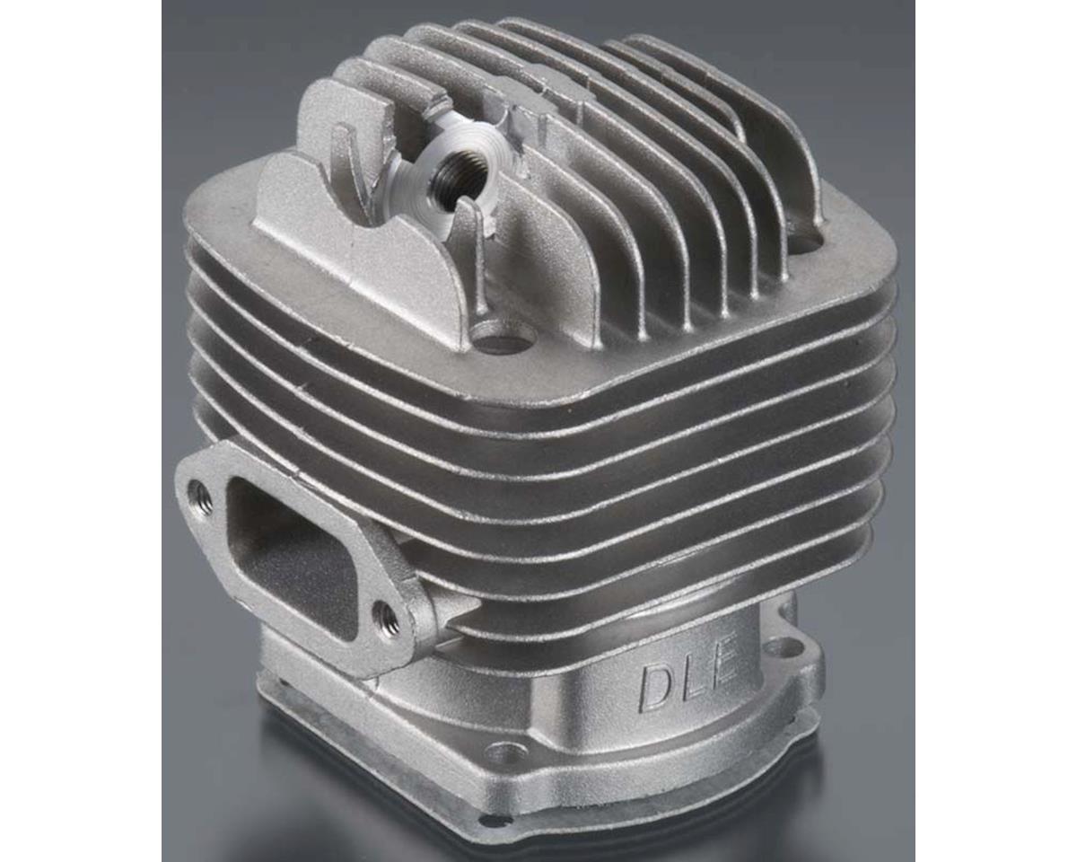 DLE Engines Cylinder W/Gasket Dle-120
