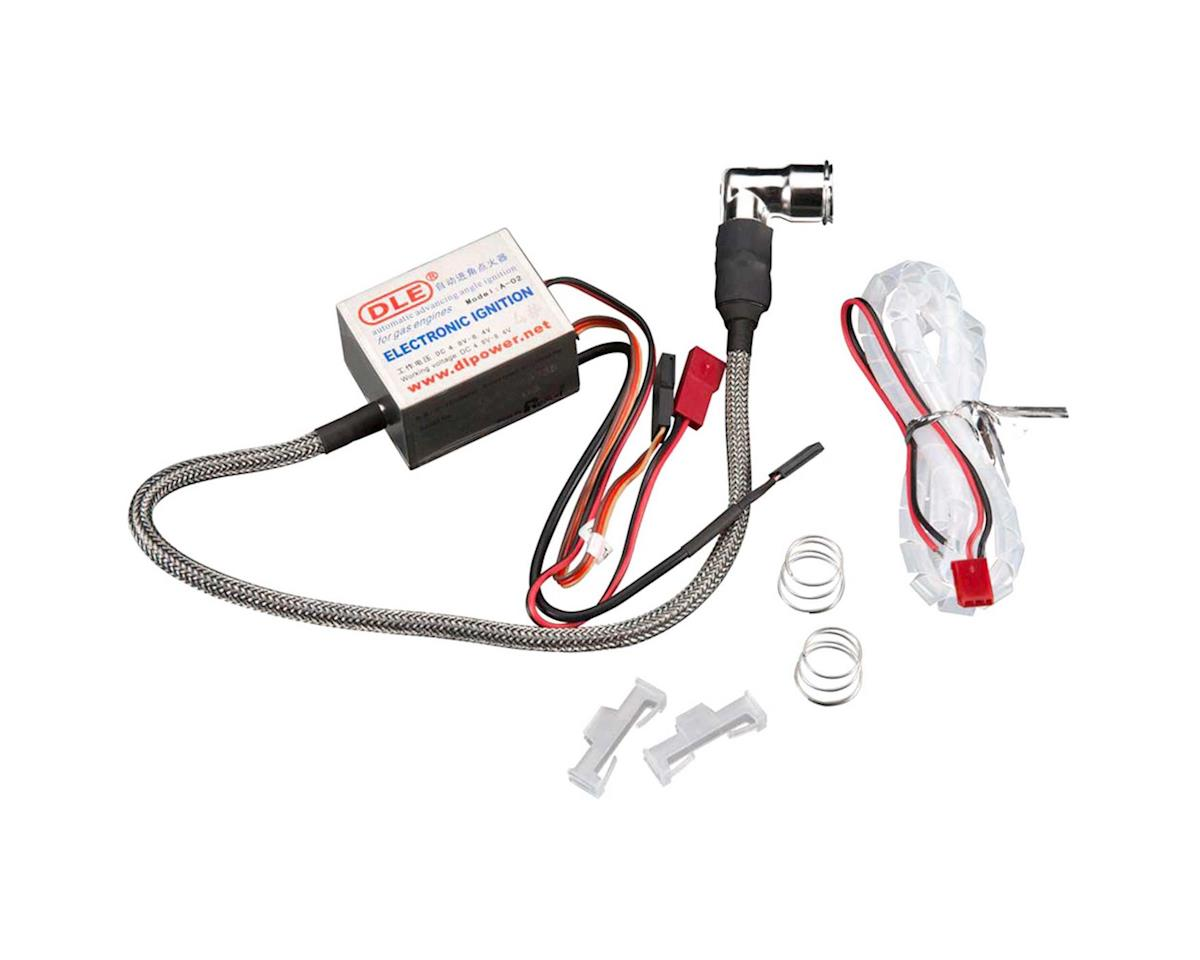 DLE Engines 20-F28 Electronic Ignition Module #4 D