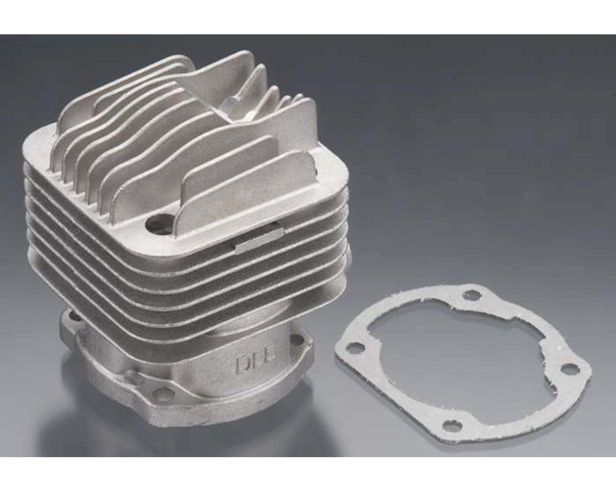 DLE Engines Cylinder w/Gasket DLE20RA