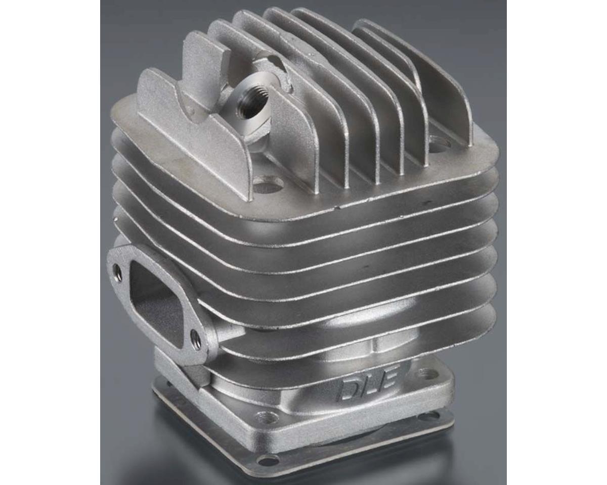 DLE Engines 222-Q25 Cylinder w/Gasket DLE222