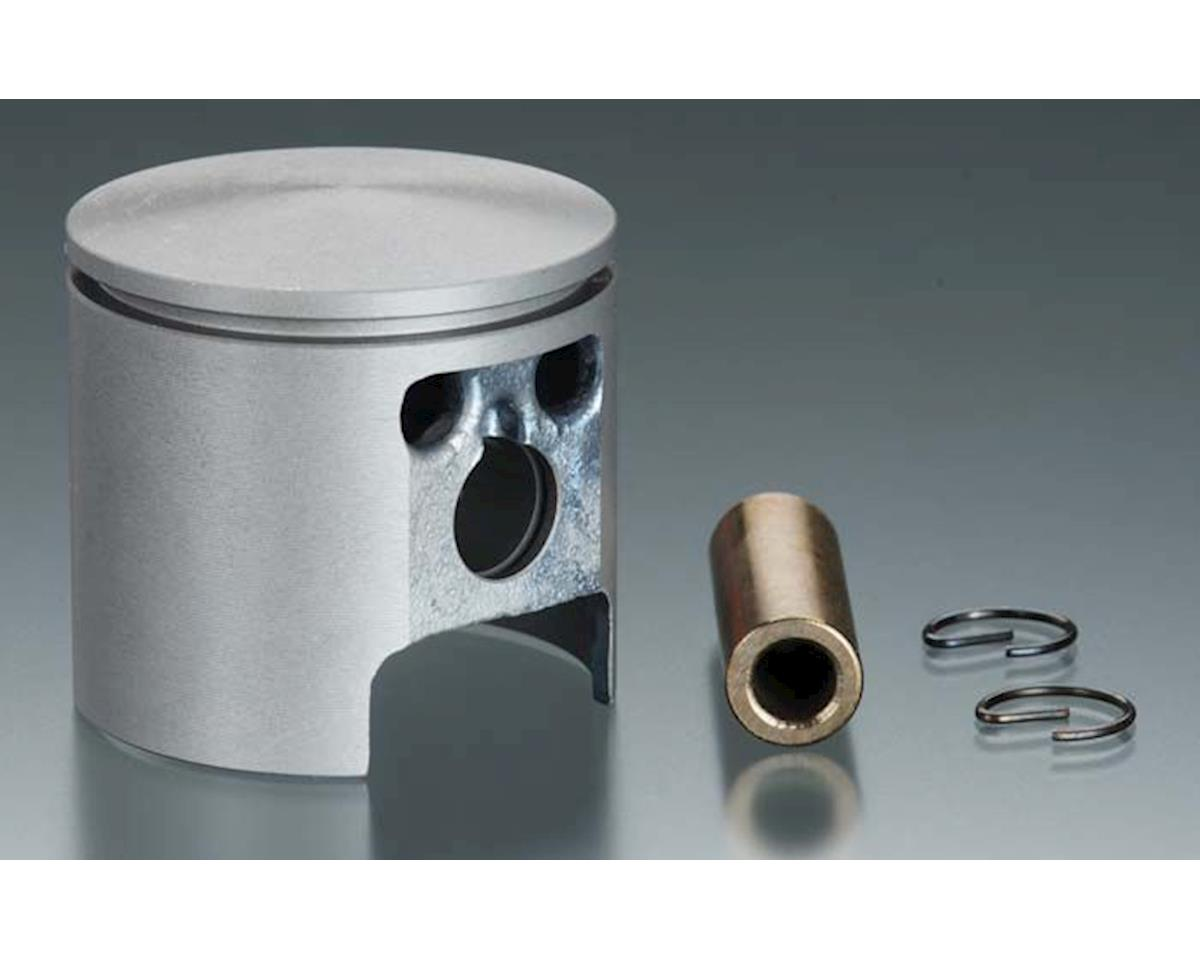 DLE Engines Piston W/Pin & Retainer Dle-30
