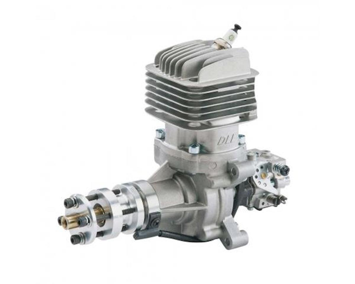 DLE-35RA Rear Exhaust Gasoline Engine w/EI & Muffler by DLE Engines