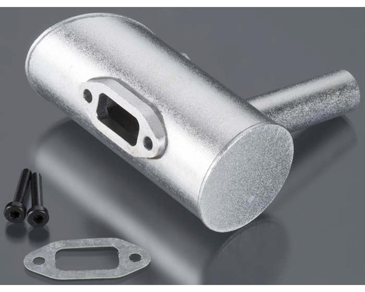 DLE Engines 40-S31 Muffler Left 1-Hole DLE40