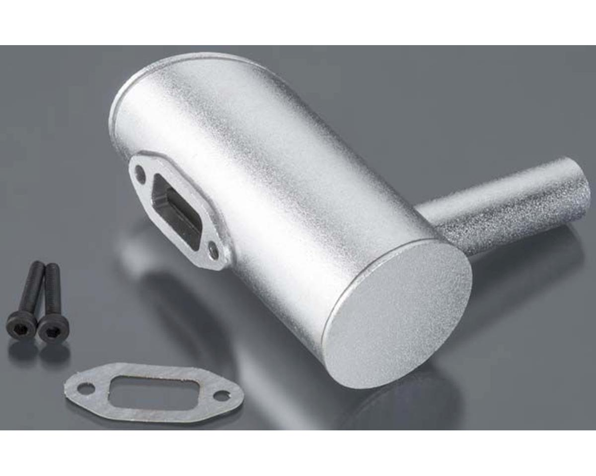 DLE Engines 40-S32 Muffler Right 2-Hole DLE40