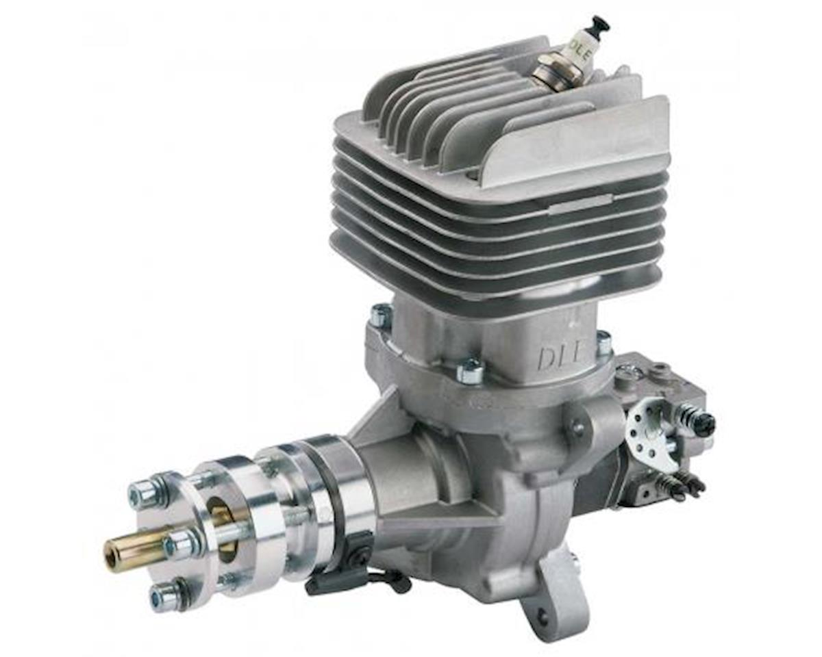 DLE-55RA Rear Exhaust Gasoline Engine w/EI & Muffler by DLE Engines