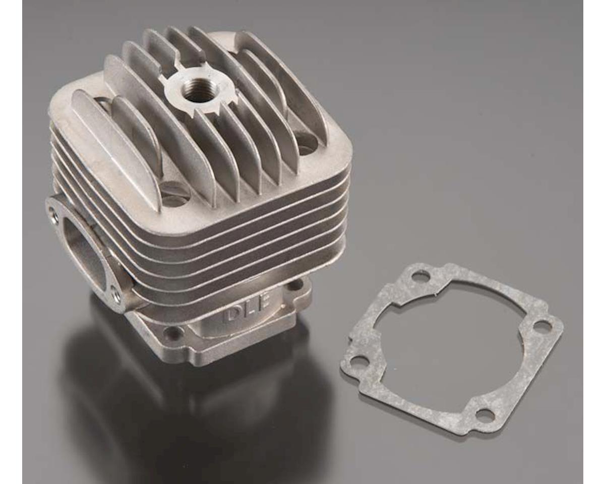 DLE Engines 60-W25 Cylinder w/Gasket DLE60