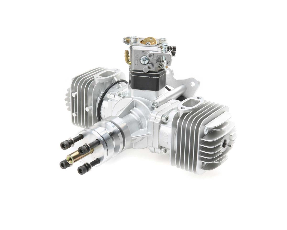 DLE Engines DLE-60cc Twin Gas Engine w/EI & Muffle