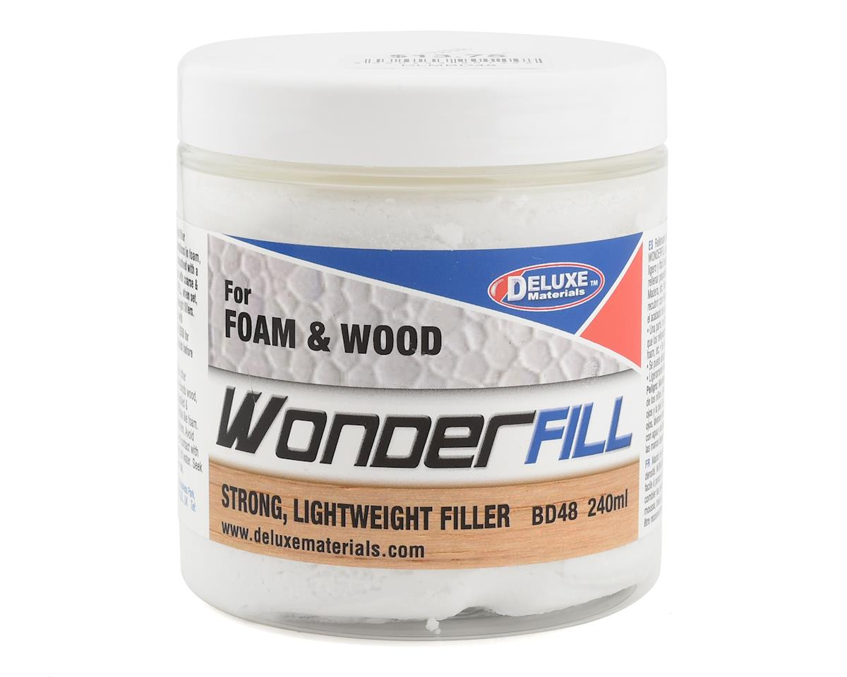 Deluxe Materials Wonderfill Foam & Wood Filler (240ml)