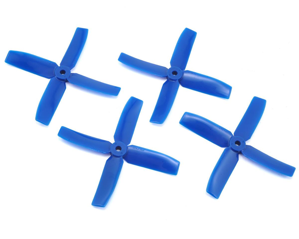 Dal Props Quad Blade 4x4x4 Prop (Blue) (2CW & 2CCW)