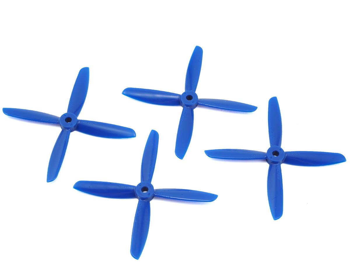 Dal Props Quad Blade 4x4.5x4 Prop (Blue) (2CW & 2CCW)