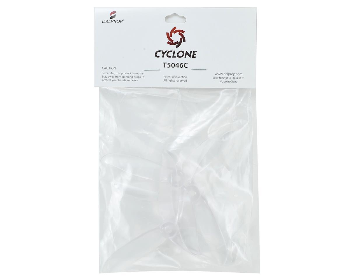 Dal Props DAL Props Tri-Blade 5x4.6x3 Cyclone Prop (Crystal)