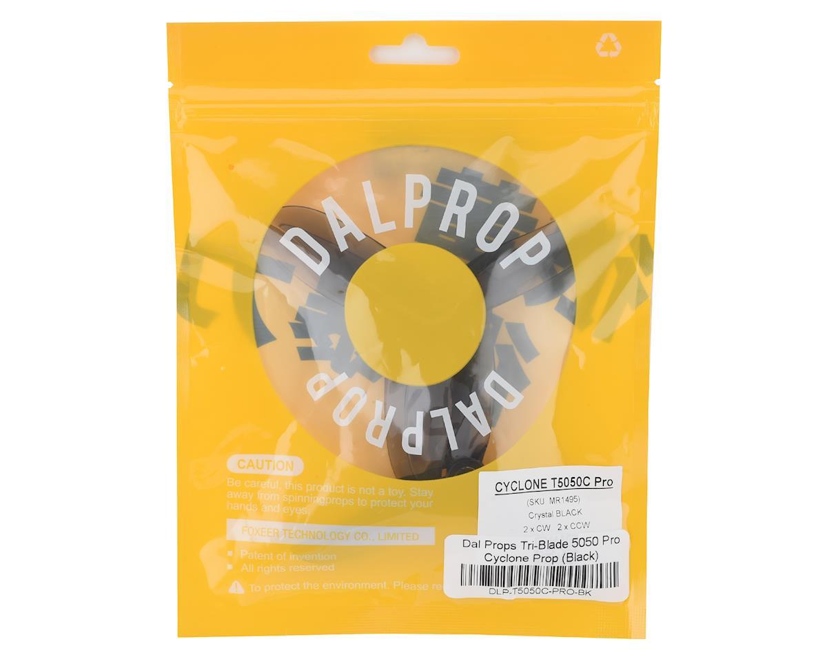 Dal Props Tri-Blade 5050 Pro Cyclone Prop (Black) (4)