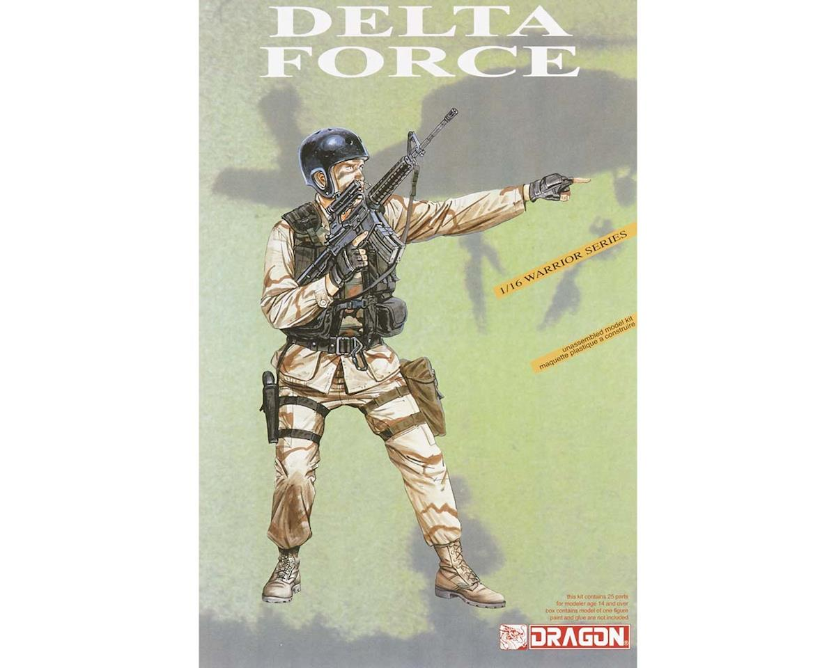 Dragon Models 1610 1/16 Delta Force
