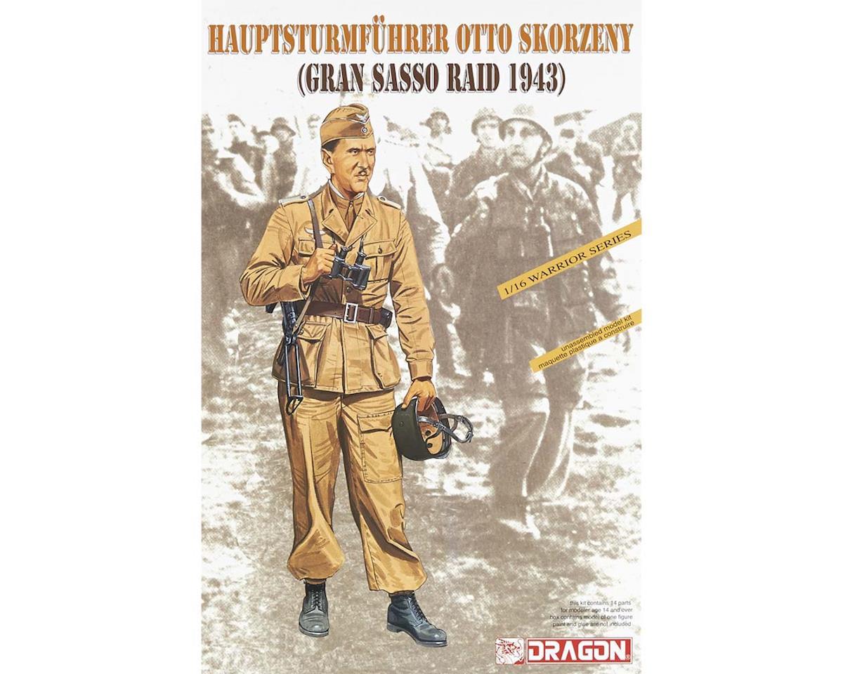1621 1/16 SS Hauptsturmfuhrer Otto Skorzeny 1943 by Dragon Models