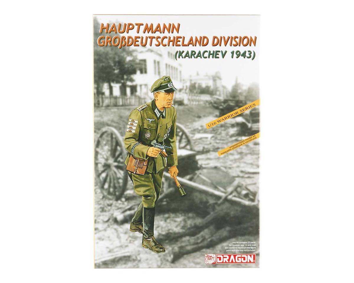 Dragon Models 1627 1/16 Hauptman GD PZ Division Karachev 1943