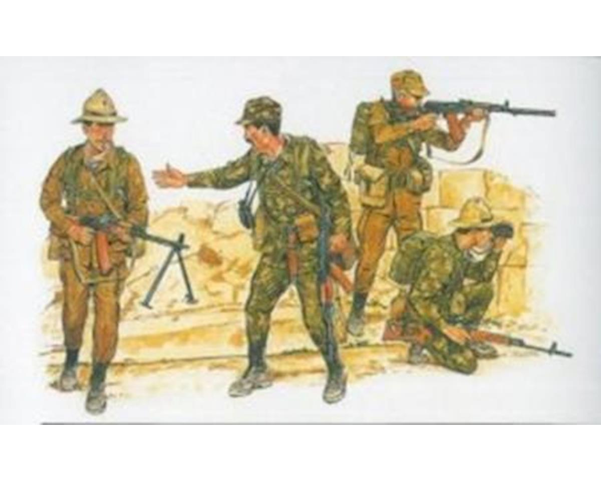 1/35 Soviet Snipers Spetsnaz (4) (Re-Issue)