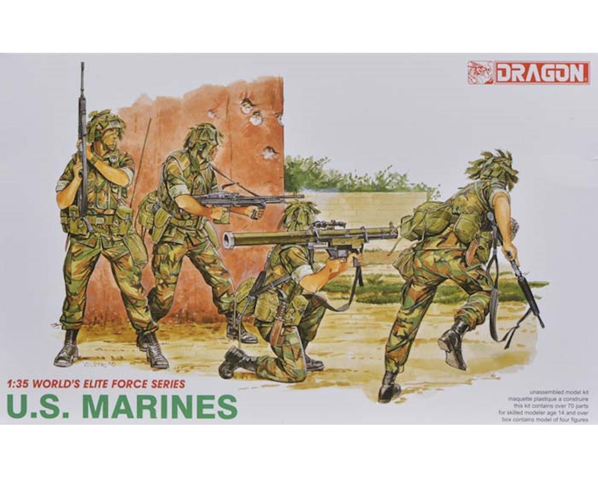 3007 1/35 U.S. Marines by Dragon Models