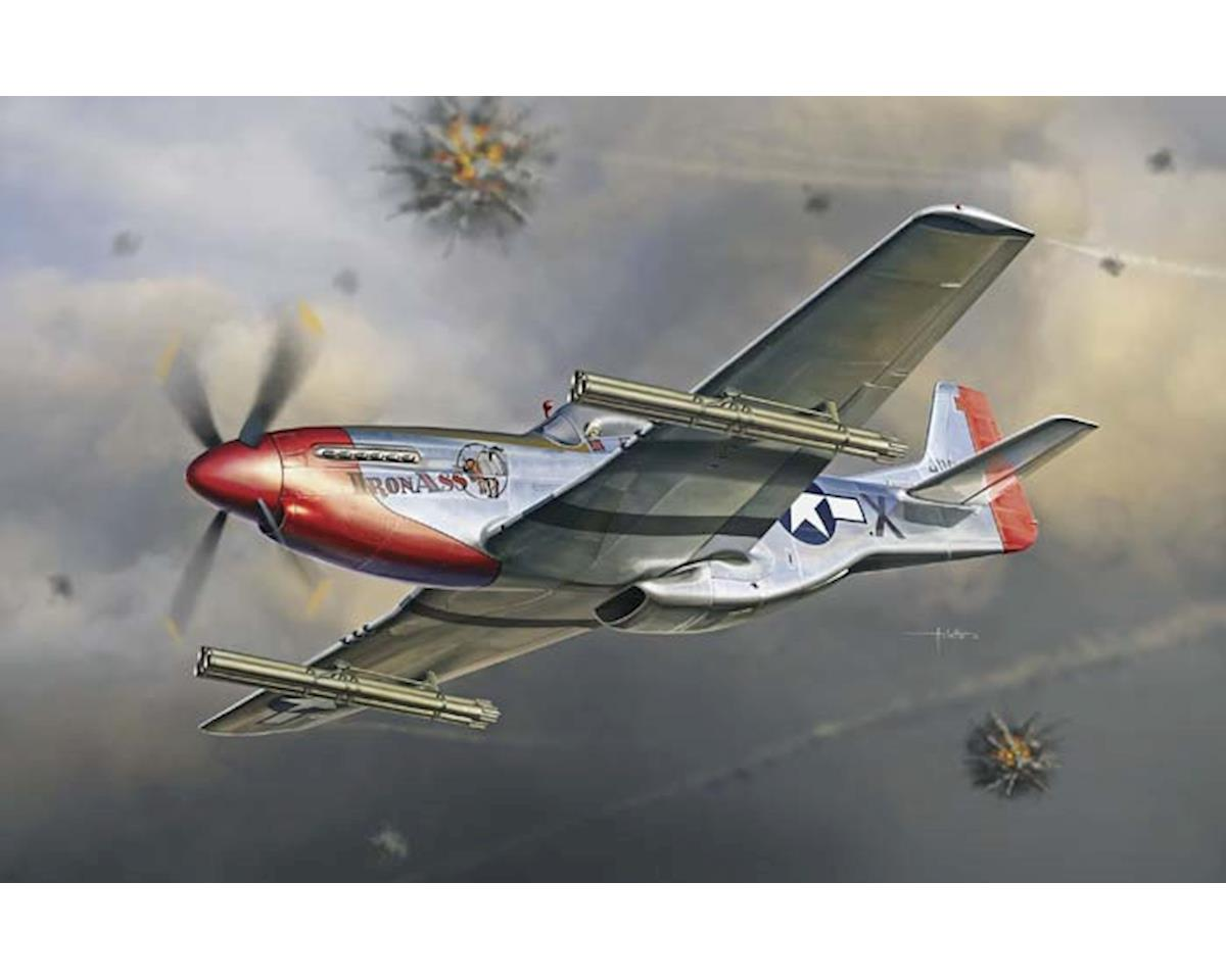 "Dragon Models 3224 1/32 P-51K Mustang w/4.5"" M10 Rocket Launcher"