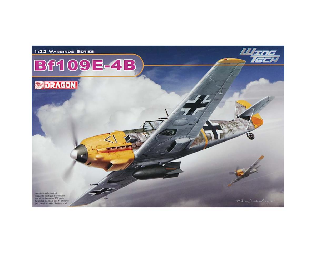 Dragon Models 3225 1/32 Bf-109E-4/B Wing Tech Series