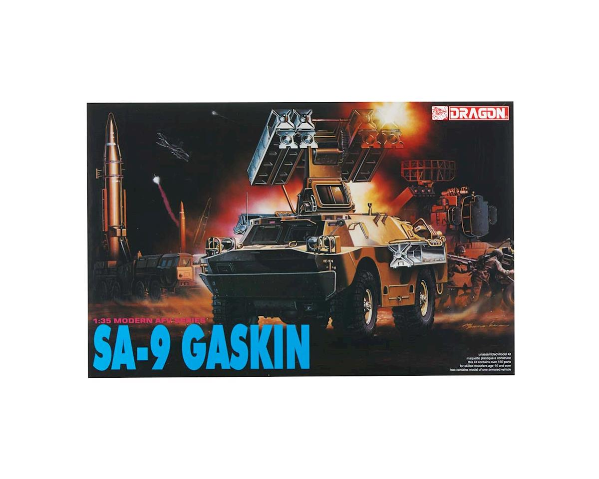 1/35 SA9 Gaskin Strela1 SAM Missile Launcher Vehic by Dragon Models