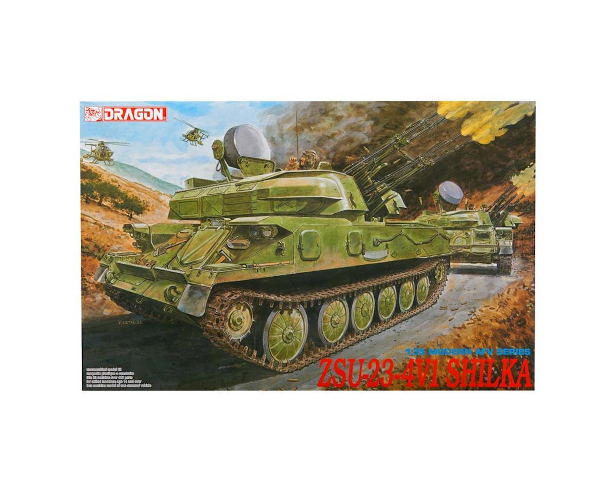 Dragon Models 3521 1/35 ZSU-23-4V1 Shilka