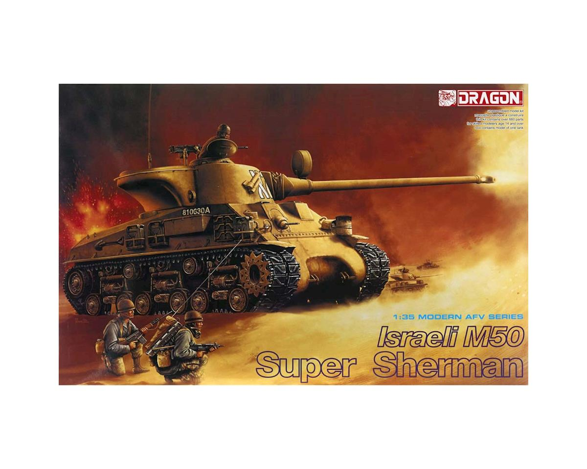 3528 1/35 Israeli M50 Super Sherman