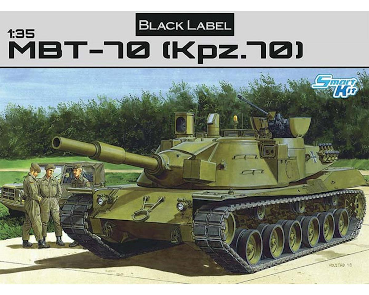 Dragon Models 3550 1/35 MBT-70 (Kpz.70) Black Label Series