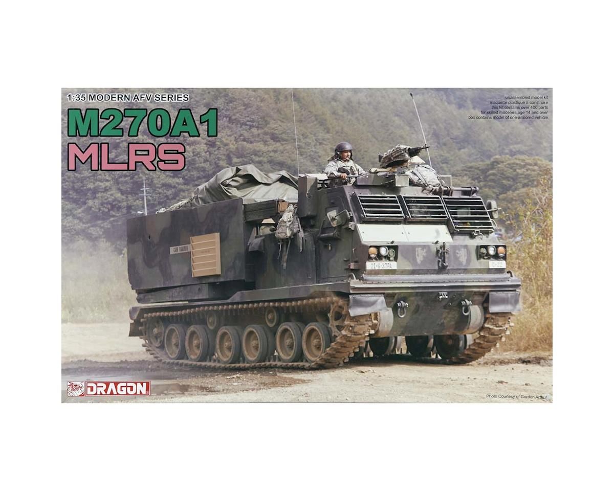 3557 1/35 M270A1 Multiple Launch Rocket System by Dragon Models