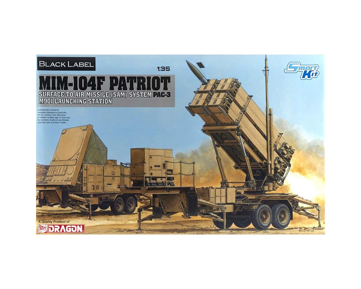 Dragon Models 3563 1/35 MIM-104F Patriot Surface-to-Air Missile