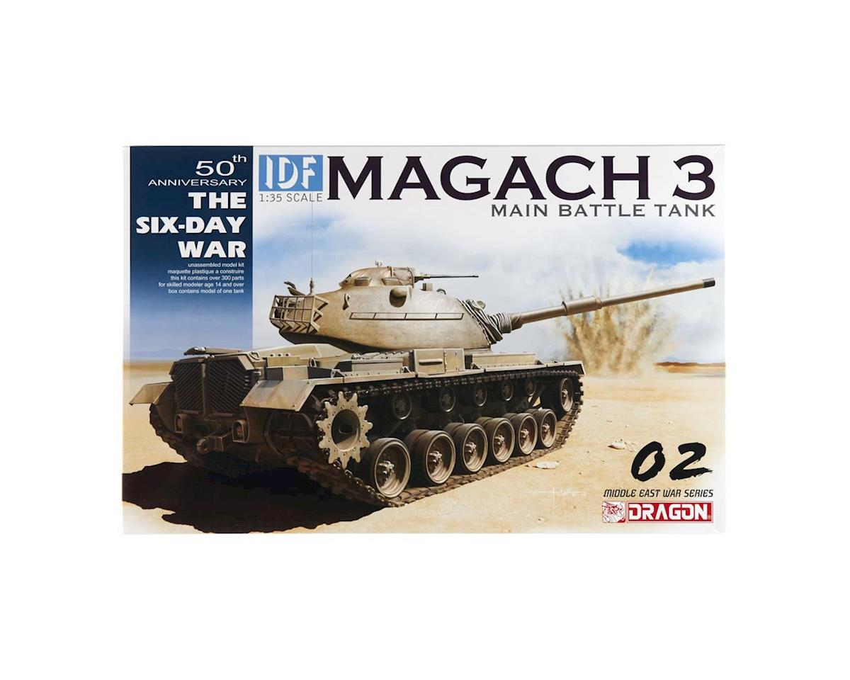 3567 1/35 IDF Magach 3 Smart Kit