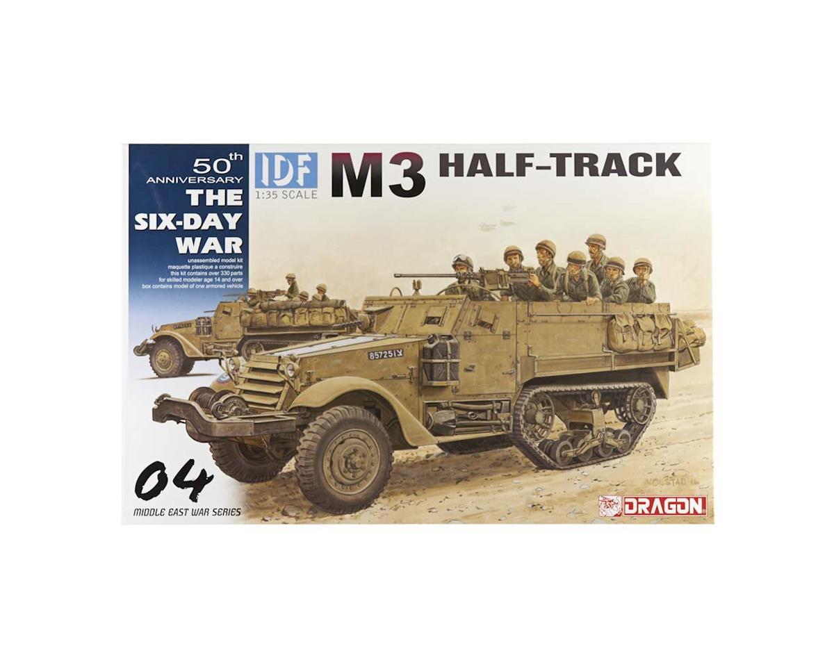 Dragon Models 3569 1/35 IDF M3 Halftrack Smart Kit