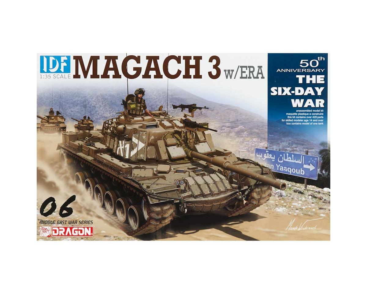 Dragon Models 3578 1/35 IDF Magach 3 w/ERA