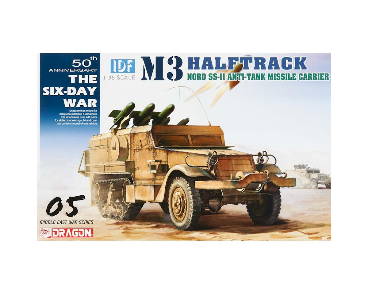 3579 1/35 IDF M3 Halftrck Nord SS-11 Anti-Tank Missile by Dragon Models