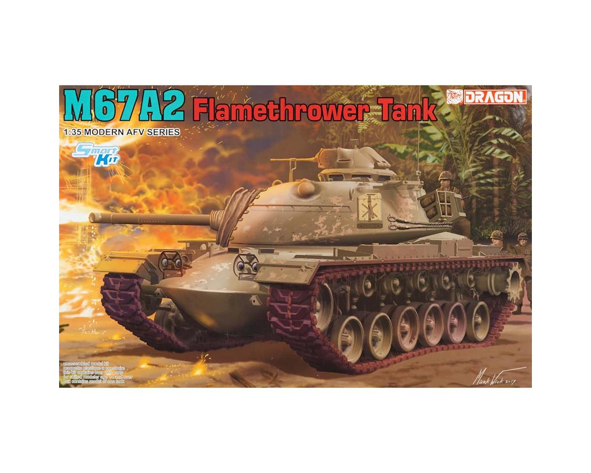 3584 1/35 M67 Flamethrower Tank by Dragon Models