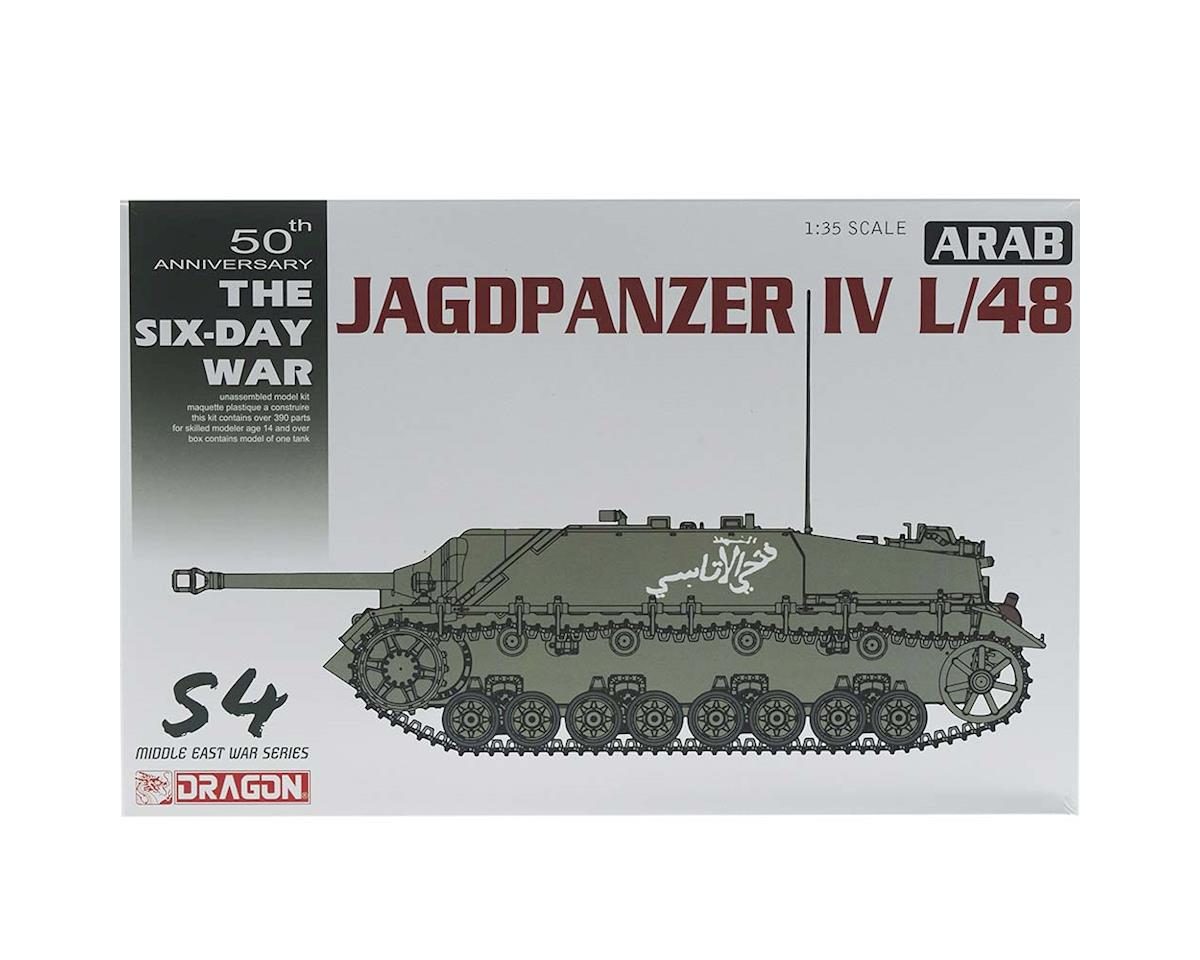 3594 1/35 Arab Jagdpanzer IV L/48 - The Six Day War