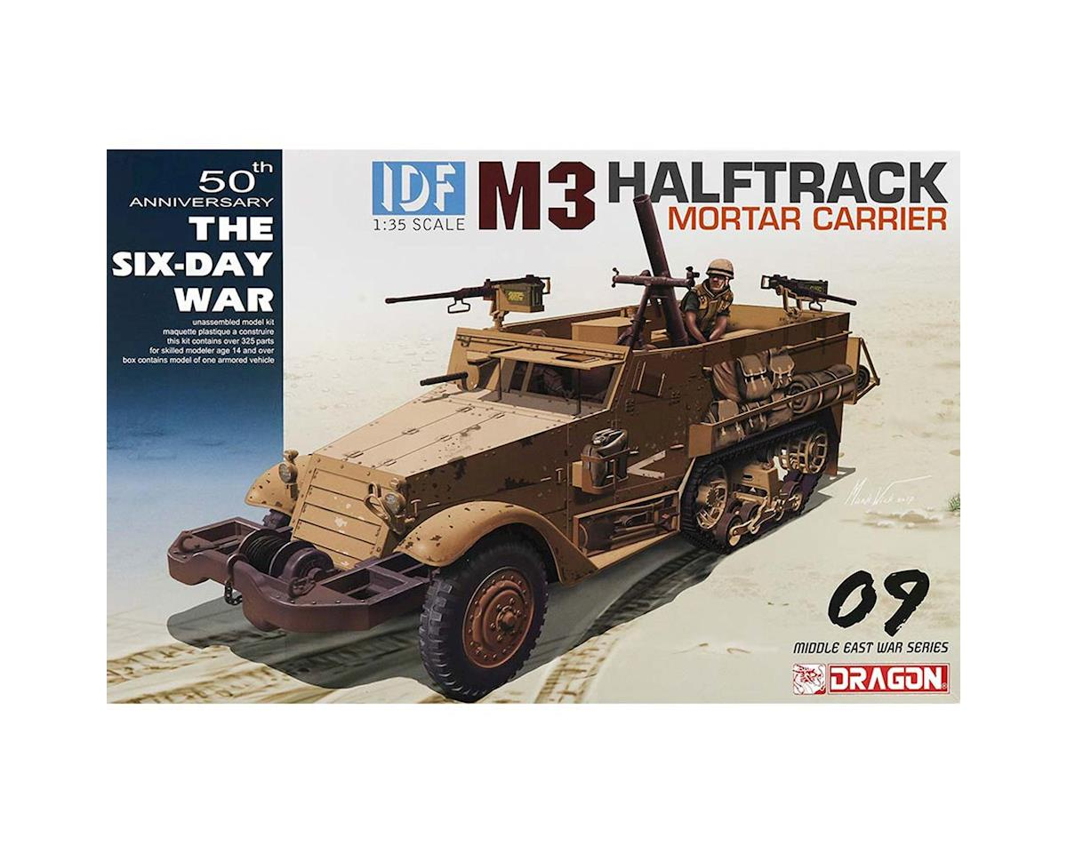 Dragon Models 1/35 IDF M3 Halftrack Mortar Carrier