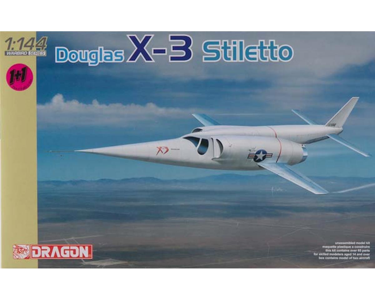 Dragon Models 4637 1/144 Douglas X-3 Stiletto