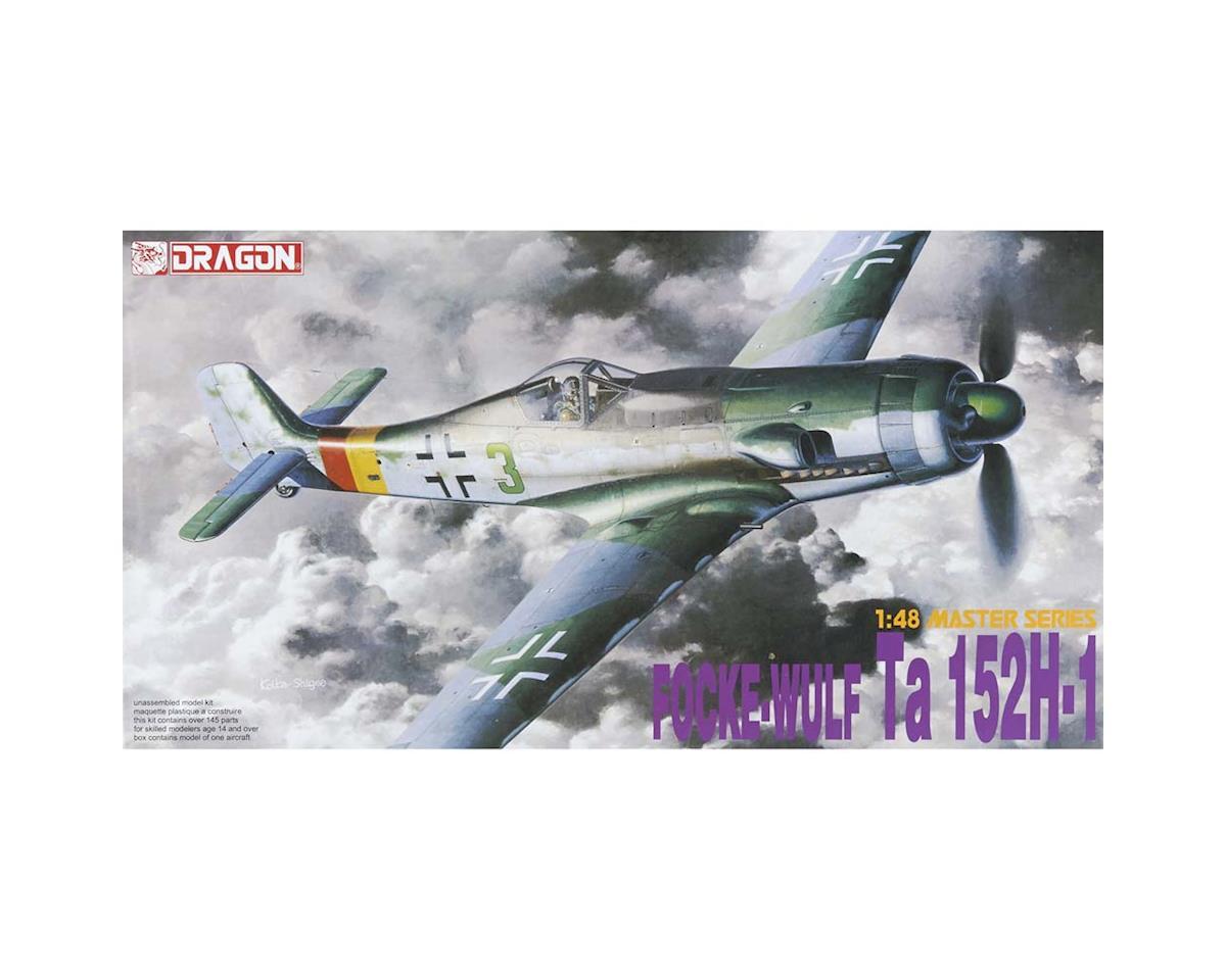 Dragon Models 5501 1/48 Focke-Wulf Ta152H-1