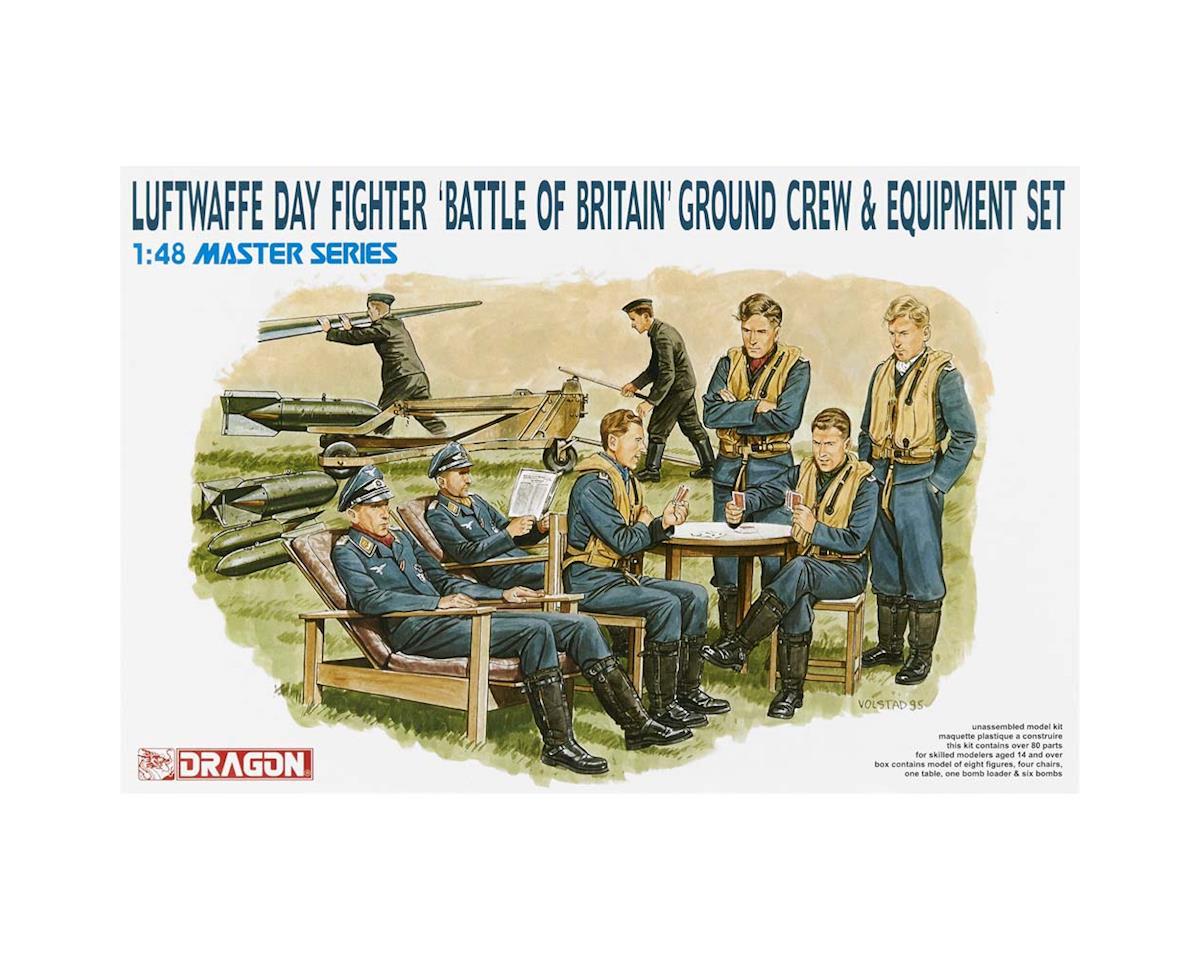 Dragon Models 5532 1/48 Luftwaffe Battle of Britian Ground Crew Figs