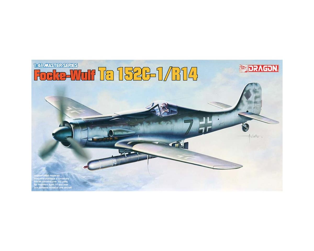 Dragon Models 5573 1/48 Focke-Wulf Ta152C-1/R14