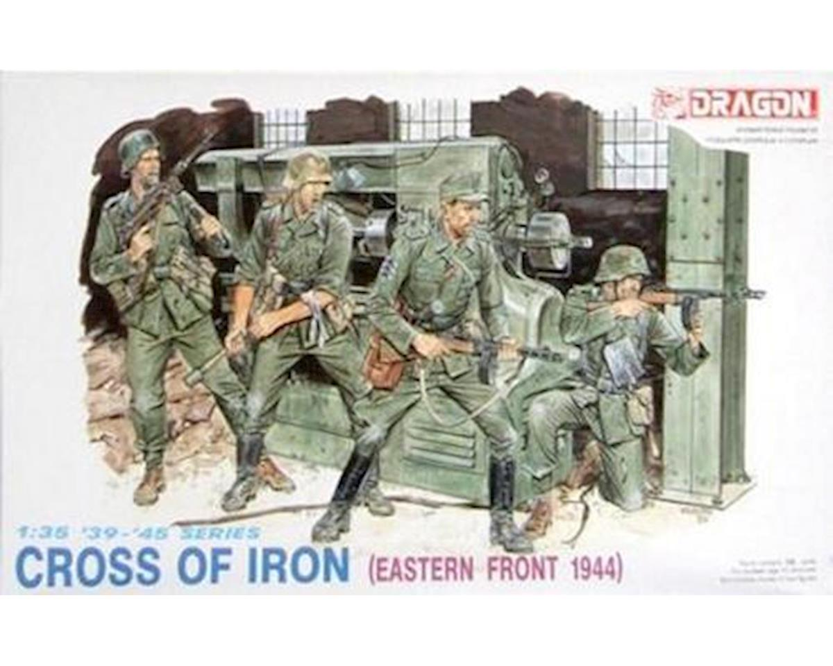 Dragon Models 1/35 Cross of Iron German Soldiers Eastern Front 1