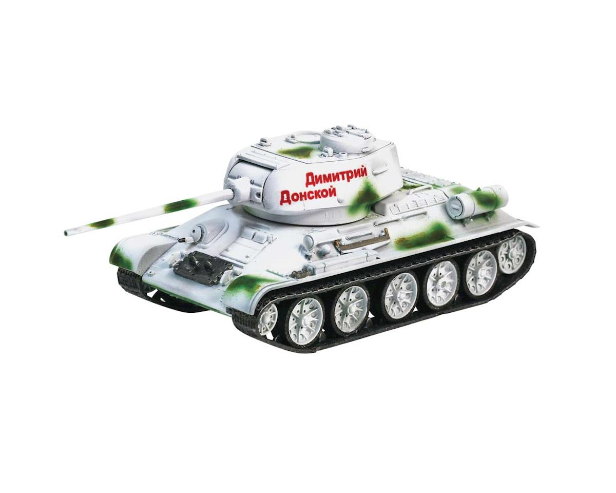 Dragon Models 60256 1/72 T-34/85 38th Indpendent Tank Regiment 1945