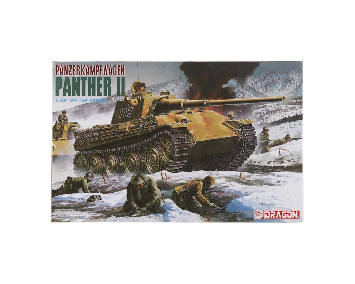Dragon Models 6027 1/35 Panzerkampfwagen Panther II