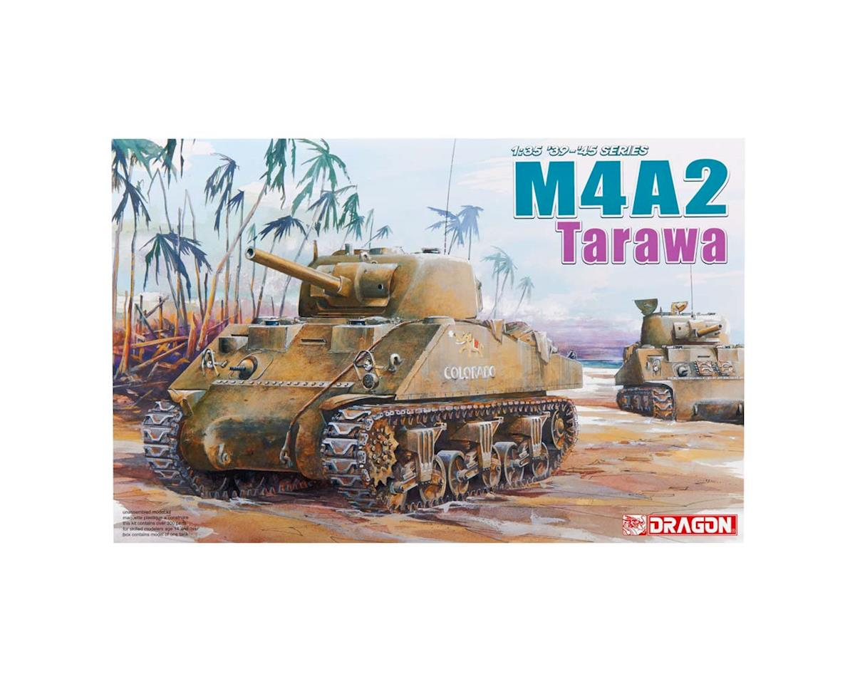 Dragon Models 6062 1/35 Sherman M4A2 Tarawa