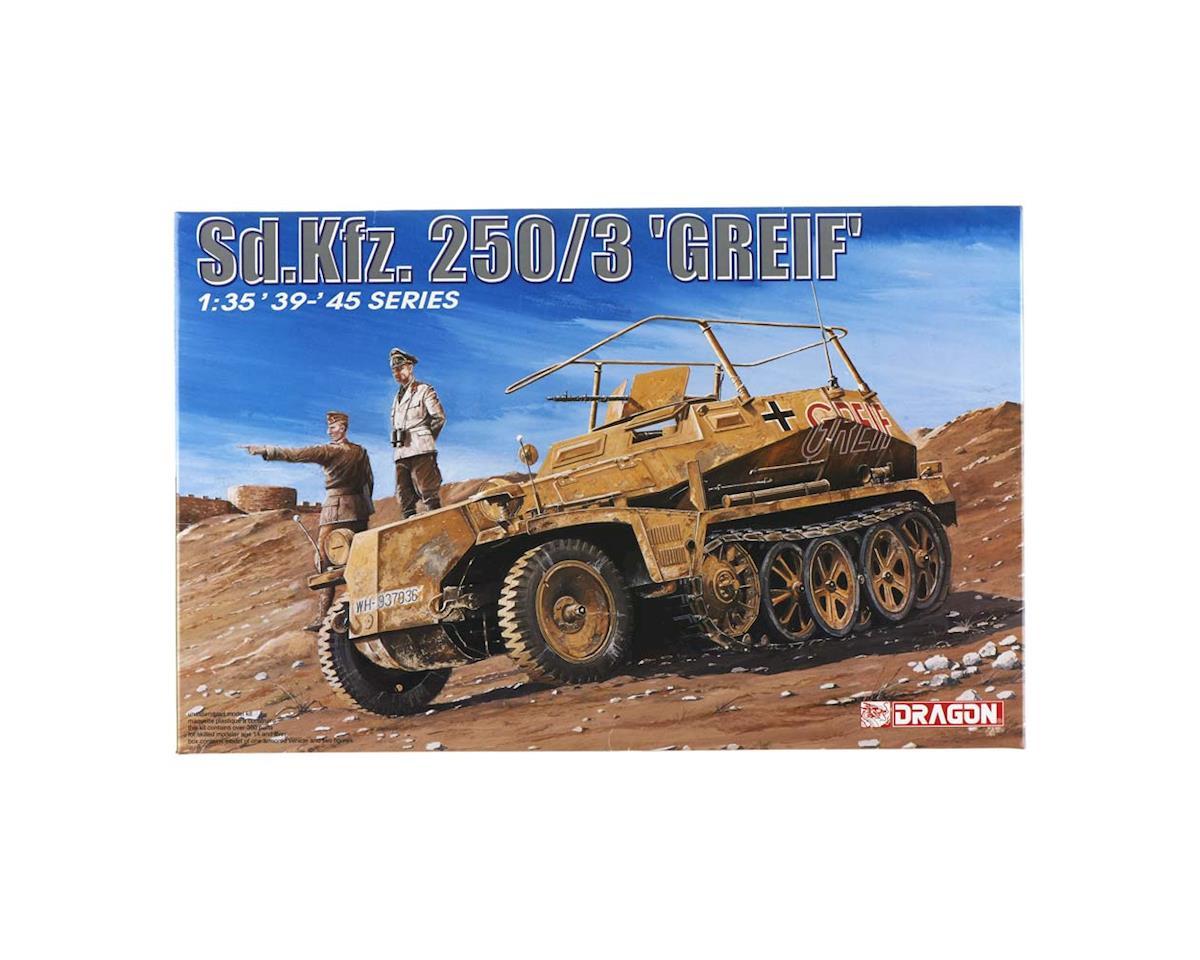 Dragon Models 6125 1/35 Sd.Kfz.250/3 Greif
