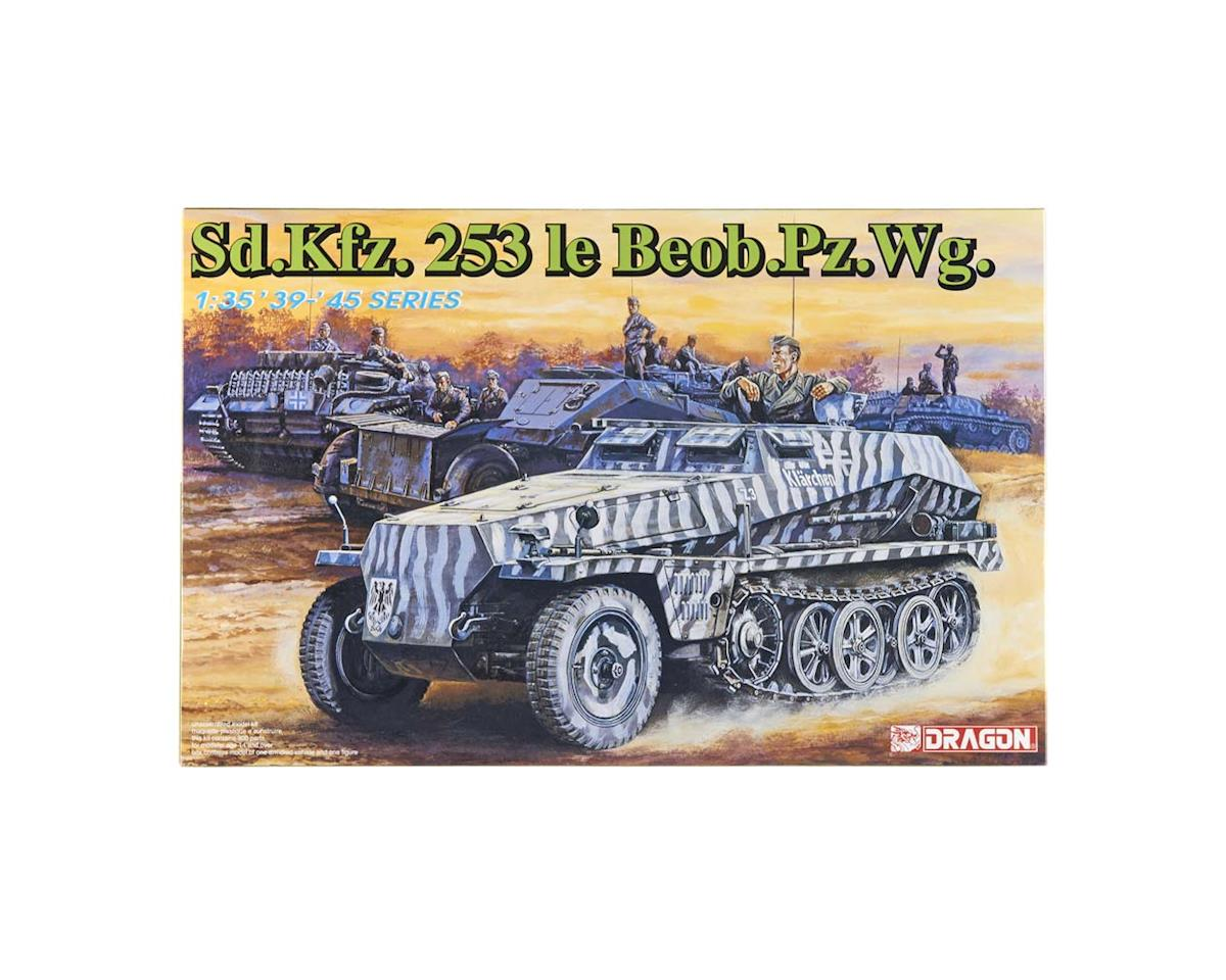 Dragon Models 6140 1/35 SdKfz 253 Recon Half Track