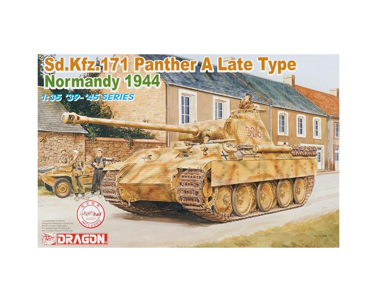 Dragon Models 6168 1/35 Sd.Kfz.171 Panter A LAte Type Normandy 1944